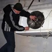 Сервисное обслуживание холодильных установок фото
