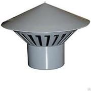 Зонты вентиляционные круглые типа ЗК и прямоугольные типа ЗП. фото