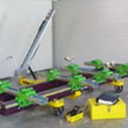 Стенды для восстановления геометрии кузова G827 JIG-BENCH фото