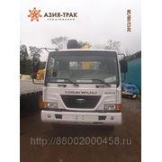 Бортовой грузовик Daewoo Novus фото