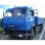 КАМАЗ 53215-052-15 бортовой фото