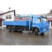 Борт-грузовик КАМАЗ Камаз 65117 фото