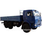 Бортовой автомобиль КАМАЗ 43118-6033-24 фото