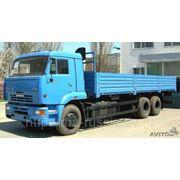 КамАЗ 65117-010-62 бортовой фото