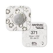 Батарейка для часов Rayovac 371 (SR 920 SW) фото