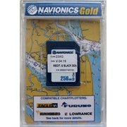 Карта Днепра NAVIONICS GOLD для Lowrance, Eagle, Humminbird фото