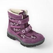 Ботинки дошкольные/школьные Индиго модель H10102 фото