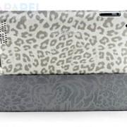Чехол Сooya leopard Light Grey для iPad 3/ iPad 4 фото