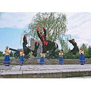 Народный танцевальный коллектив фото