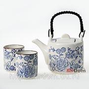 Набор для чая 5 пр. (837048) фото