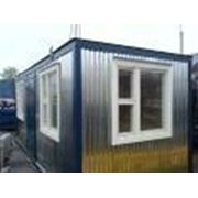 Блок-контейнер 2,5х6м (распашенка) фото