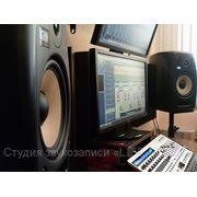 Запись голоса, запись песни, аранжировка, фонограмма, подарочный сертификат в Ижевске фото