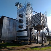 Зерносушилка Akron фото