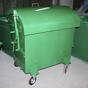 Евроконтейнер для ТБО, толщиной 1,2 мм фото