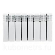 Биметаллический радиатор РБС 300 7 секций Qну=805  фото
