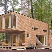 Модульные дома, мобильные дома, жилые контейнера фото