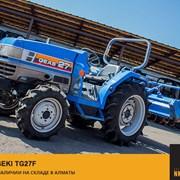Трактор ISEKI  фото