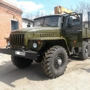 Бортовой автомобиль Урал 4320 фото