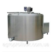 Танк охладитель молока 400 л фото