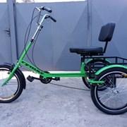 Трехколесный велосипед для взрослого  фото