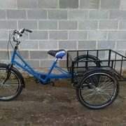 Грузовой велосипед для взрослого фото