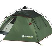 Аренда 3-х местной палатки Outventure  фото