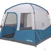 Аренда четырехместной палатки  QUECHUA  фото