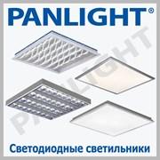 LED светильники, panlight, панели LED фото