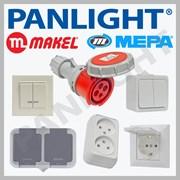 Розетки выключатели в Молдове, Makel, panlight фото