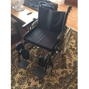 Прокат широкой инвалидной коляски фото