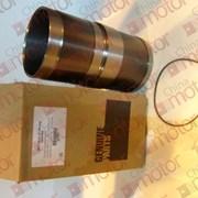 Гильза цилиндра камминз 6CT, L, ISCe, ISLe, QSC фото