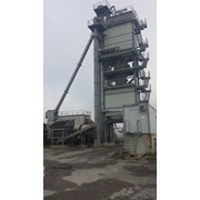 Б/У Стационарный асфальтный завод Ammann 200 т/ч  фото