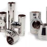 Димохідна труба та комплектуючі від виробника,(гіл фото