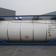 Танк-контейнер T11 новый 24 м3 без пароподогрева фото
