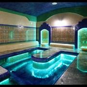 Декоративное освещение для Турецкой бани (Хамам) фото