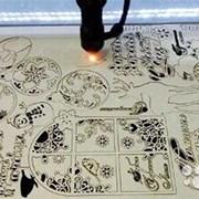 Лазерная резка и гравировка различных изделий фото