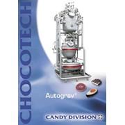 Комплексная система для взвешивания и перемешивания компонентов, а также для растворения кристаллов сахара фото