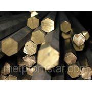 Шестигранник БрАМц 9-2 (1,5) S36 фото