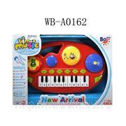 Пианино детское, эл/мех, в коробке, 39х7,5х27,5см (823467) фото