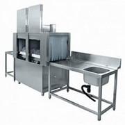 Туннельная посудомоечная машина МПТ-1700 фото