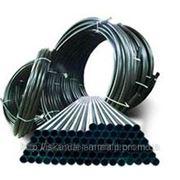 Труба полиэтиленовая ПЭ 80 Дн 400х19,4 (мм) Ру-6 (атм) SDR 21 производства Украина фото