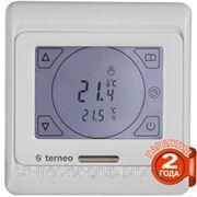Программируемый термостат Terneo SEN фото