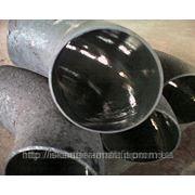 Отвод стальной крутоизогнутый кованый (эмалированый) Ду25/33 Ру40 ГОСТ17375-01, ГОСТ30753-01 фото