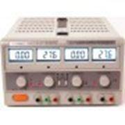 Трехканальный блок питания HY3005D-3 (LCD; 0-30В; 0-5A) фото