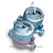 Счетчик воды (водомер) одноструйный с импульсным выходом, тип JS-NK, Ду-40,Py16, Q=10 м3/час, для горячей воды муфтовый, PoWoGaz-Польша фото