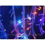 Светодиодная гирлянда HN-60-6m-230V-C-B фото