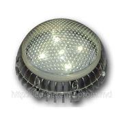 Светильник стационарный общего назначения универсальный на основе светодиодов серии «ЖКХ» 5 Вт, 550 lm. фото