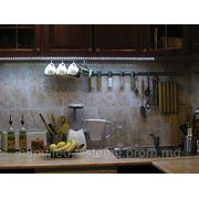 Набор для подсветки рабочей зоны кухни 1х0,5 м. фото