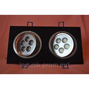Потолочные светильники LED 5W*5W фото