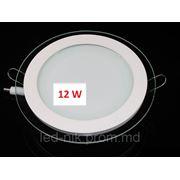 Светодиодные панели круглый, 150*150мм 12W фото